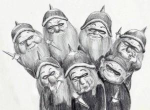 グレイルクエスト ドラゴンファンタジー 7人の小人