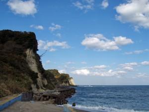 千葉県いすみ市 海岸
