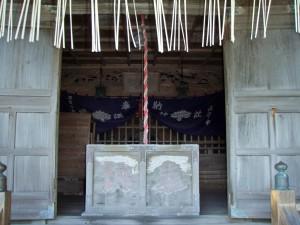 千葉県いすみ市 飯縄神社
