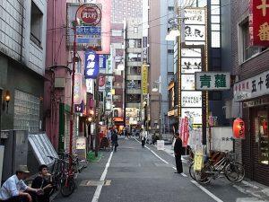 歌舞伎町 客引き