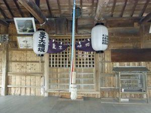 皇子神社社叢 中